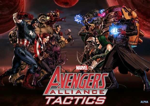 avengers alliance tactics - pack gamer