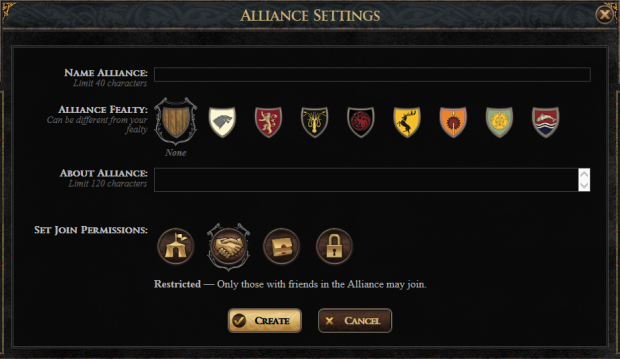 game of thrones ascent alliance - pack gamer