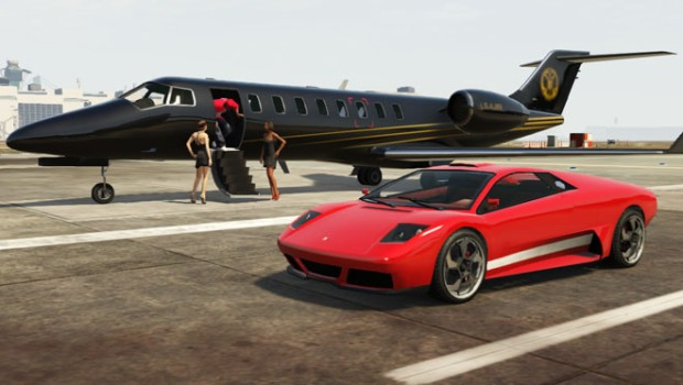 GTA-online - pack gamer