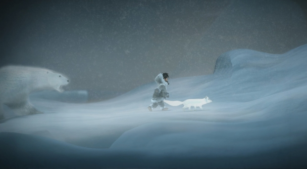 Never Alone - pack gamer