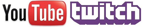 youtube twitch - pack gamer